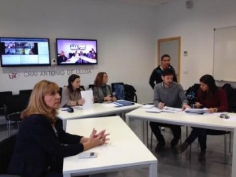 Kickoff – Meeting del proyecto INCHIPE