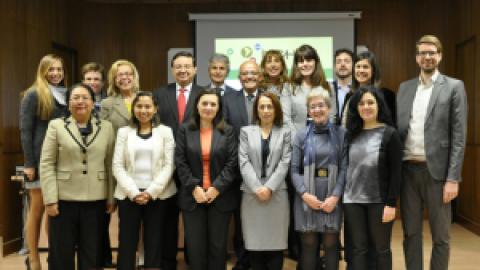 Seminario Inicial y Visitas Técnicas Universidad de Sevilla