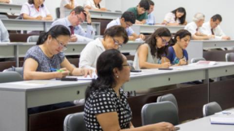 I Taller informativo interno Inchipe en la Universidad de Piura