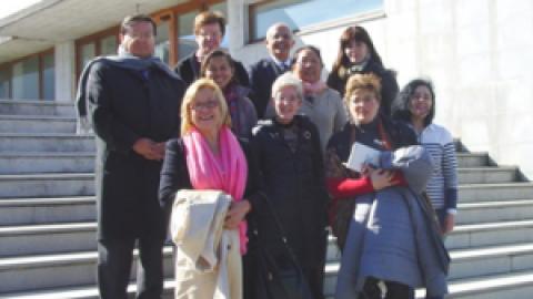 Visita Técnica Universidade Católica Portuguesa